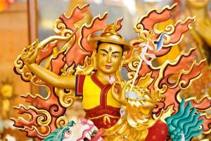Dorje-Shugden-statue-Kadampa